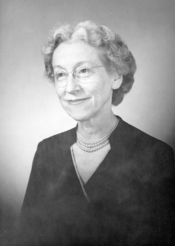 Althea Hunt, undated