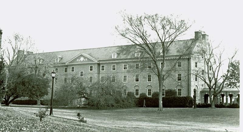 Jefferson Hall, Undated.