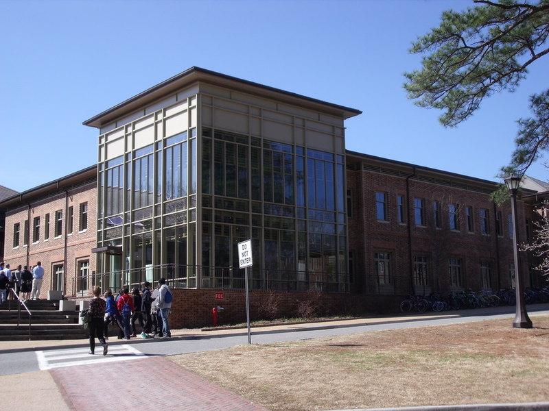 Cohen Career Center, 2015