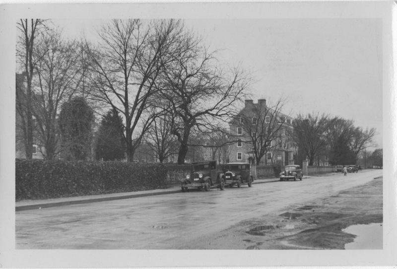 Monroe Hall, Circa 1938