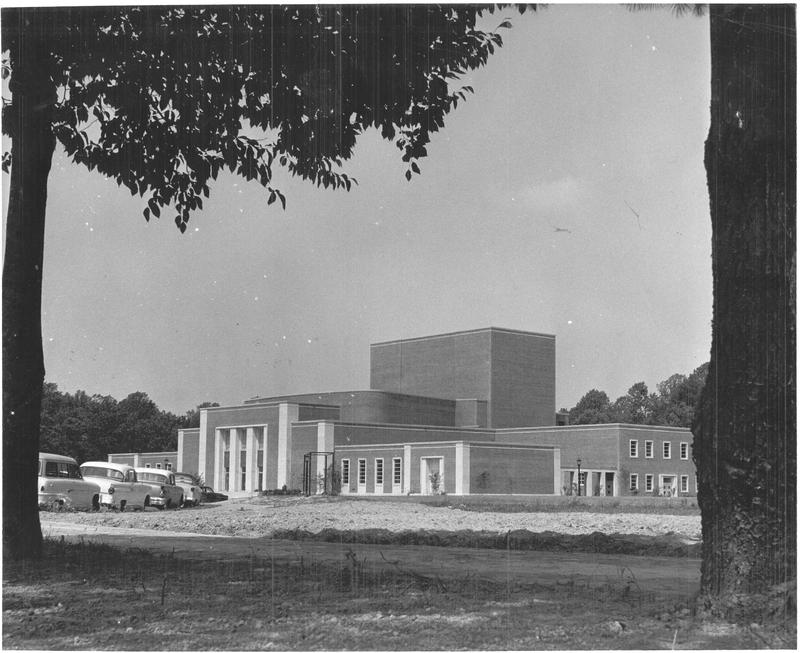 Phi Beta Kappa Memorial Hall, Undated