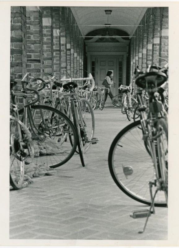 Chandler Hall Walkway, Undated