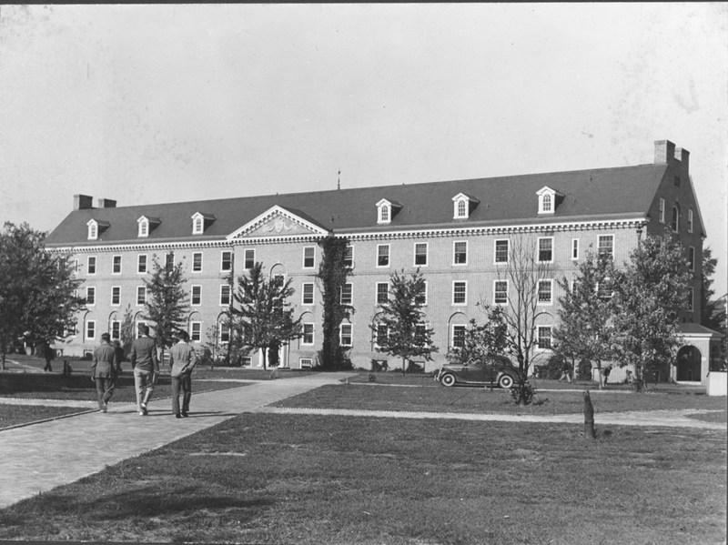 Monroe Hall, Circa 1930-1940