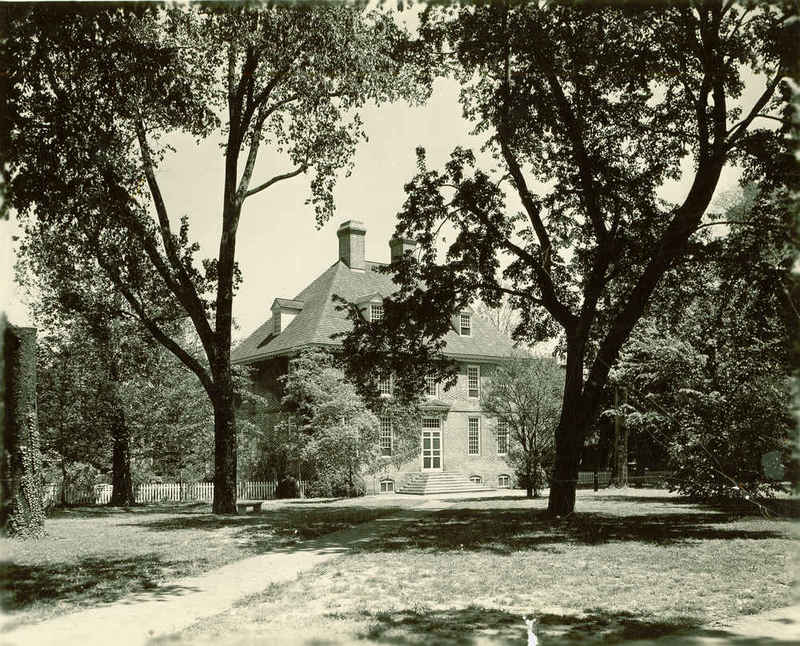 President's House, Circa 1894